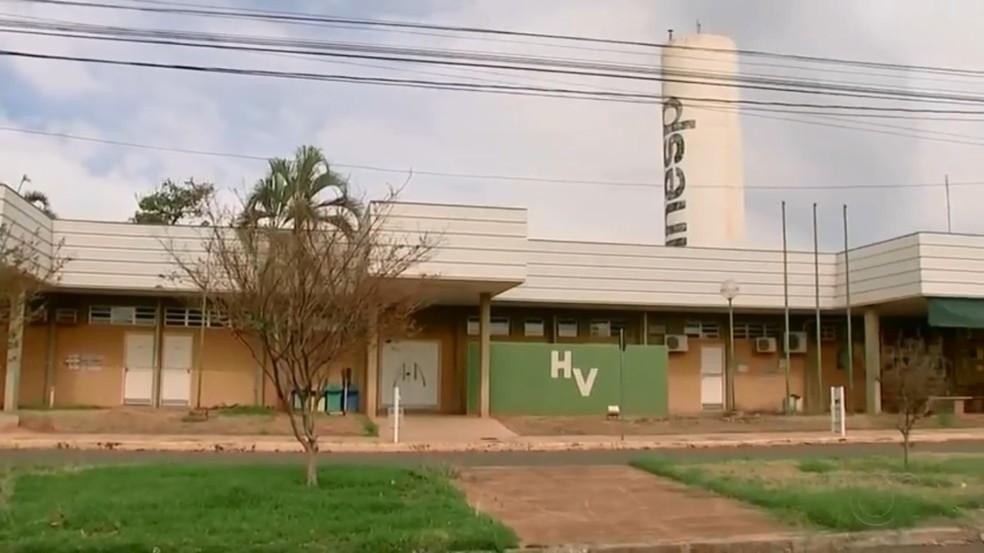 Hospital Veterinário da Unesp de Araçatuba  — Foto: Reprodução/TV TEM