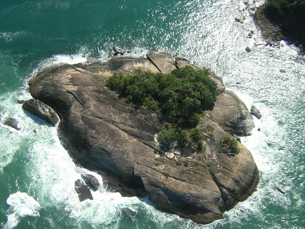 Ilha de Jurubaiba — Foto: Adriana Gomes/ICMBIO/Acervo