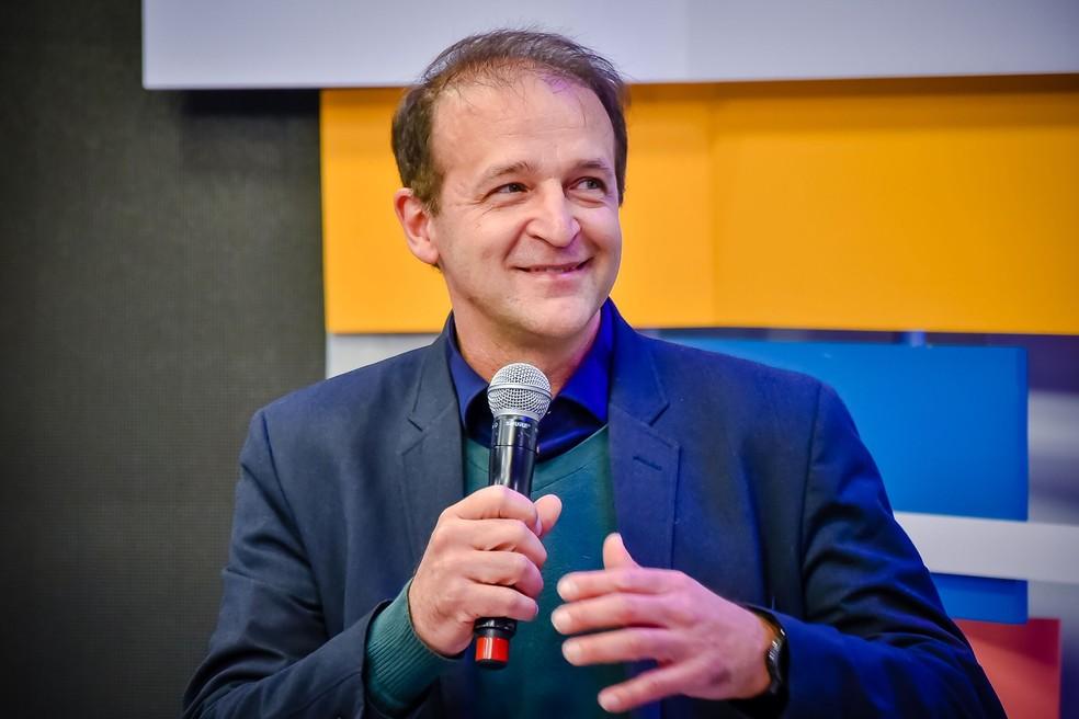 Itamir Viola, CEO da Viasoft e realizador do reality — Foto: Priscilla Fiedler / RPC