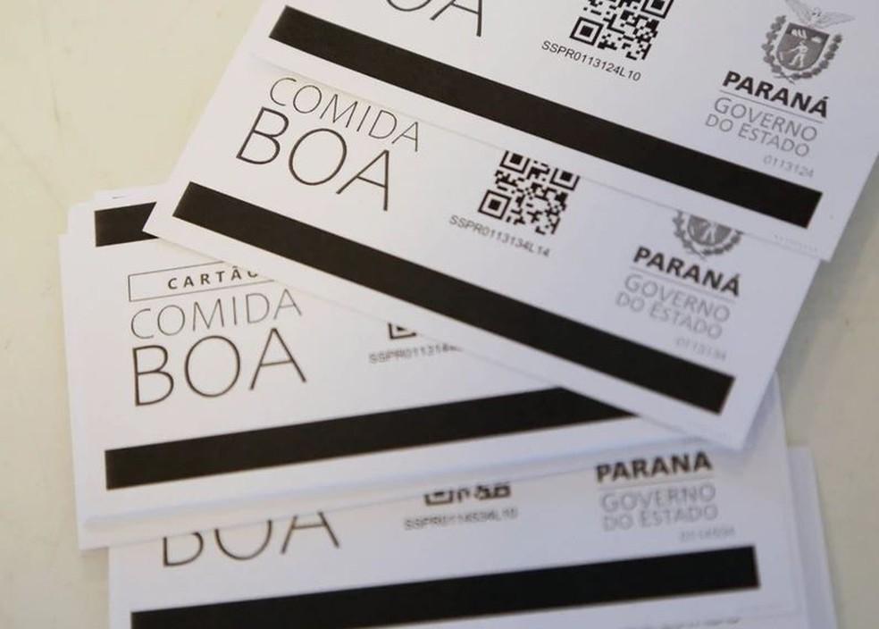 Cartões não retirados nas prefeituras serão devolvidos ao governo estadual. — Foto: Prefeitura de Cascavel/Divulgação