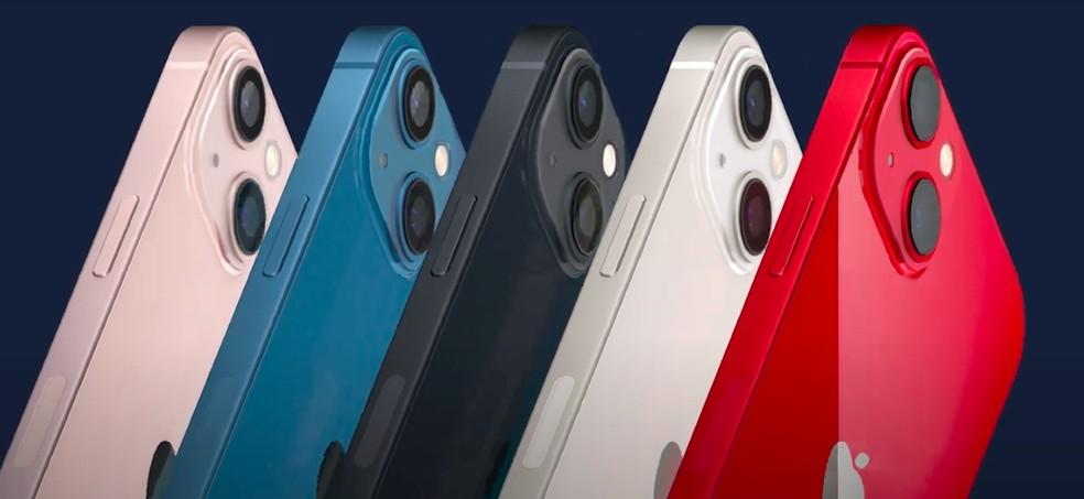 iphone 13 - iPhone 13: tudo sobre os aparelhos lançados hoje (14), pela Apple