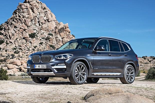Novo BMW X3 (Foto: Divulgação)