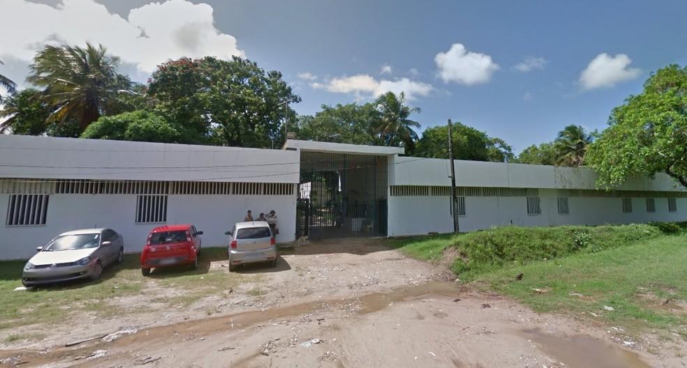 Ex-vereador foi encaminhado para a Penitenciária Agroindustrial São João, em Itamaracá, no Grande Recife — Foto: Reprodução/Google Street View