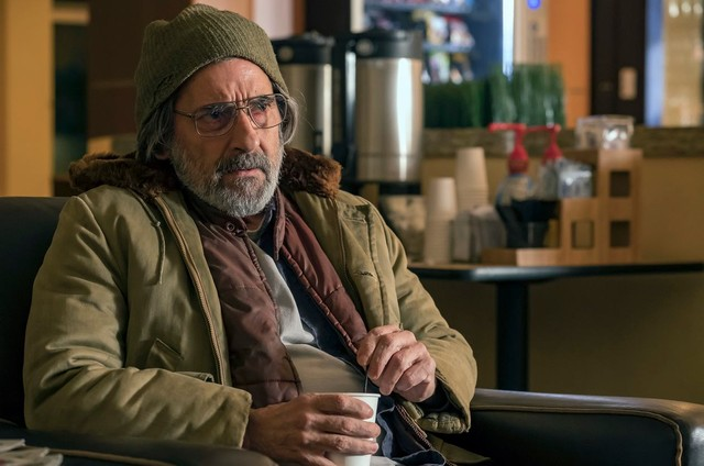 Griffin Dunne é Nicky Pearson em 'This is us' (Foto: Divulgação)