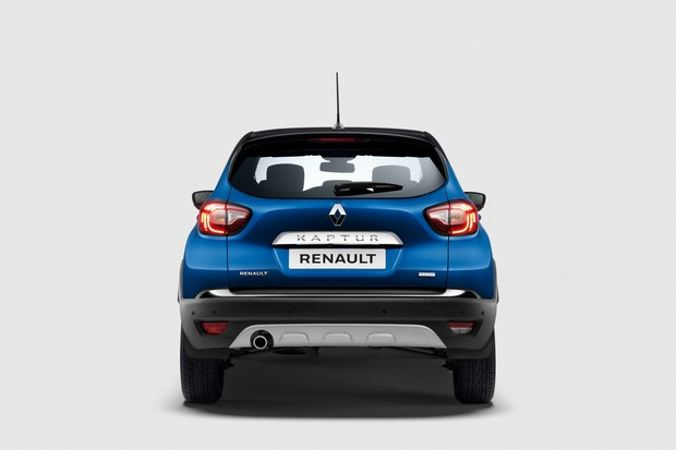 Novo Renault Captur 2021 (Foto: Renault)
