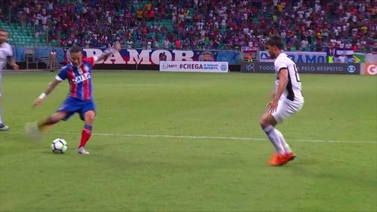 Análise: ao seu estilo, Bahia traduz superioridade em gols no apagar das luzes e vence o Ceará