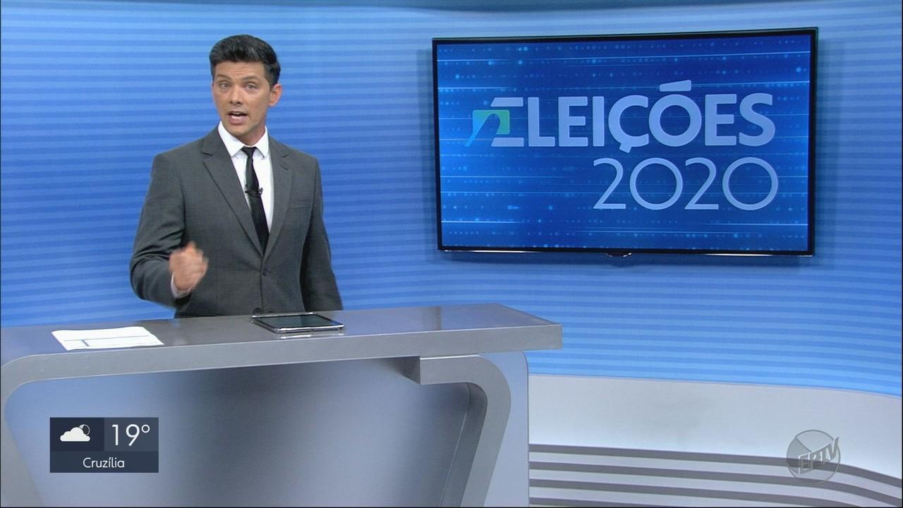 Eleições 2020: candidatos a prefeito de Pouso Alegre saem às ruas nesta segunda-feira