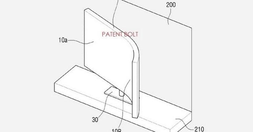 Samsung registra patente de TV com tela que se adapta ao espectador
