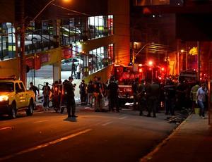 Boate Kiss mortes incêndia tragédia (Foto: Juliano Mendes / Agência Estado)