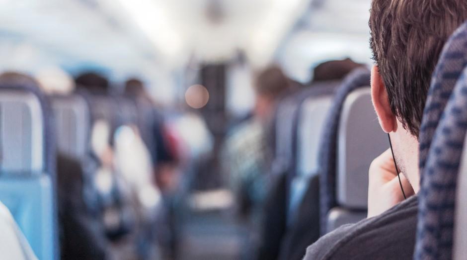 passageiro, avião (Foto: Reprodução/Pexels)