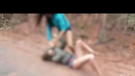 Polícia investiga agressão registrada em vídeo que viralizou na web