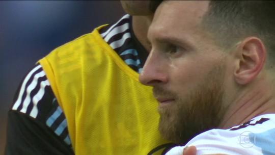 França elimina Argentina da Copa da Rússia, em jogo com duas viradas