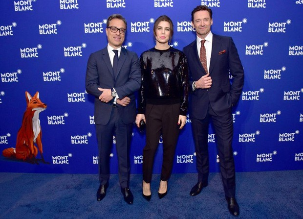attends the Montblanc Meisterstuck Le Petit Prince event at One World Trade Center Observatory on April 4, 2018 in New York City. (Foto: Sean Zanni)