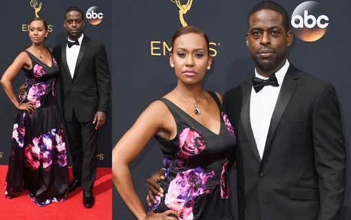 Sterling K. Brown e Ryan Michelle