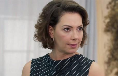 Na terça-feira (17), Nana (Fabiula Nascimento) deixará Alberto decepcionado ao apoiar a demissão de Paloma TV Globo