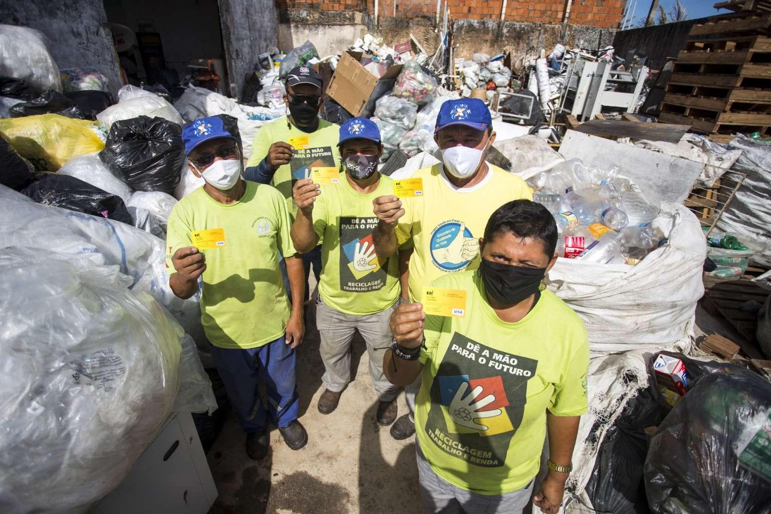 Assembleia Legislativa aprova crédito de R$ 1,4 milhão para catadores do Ceará
