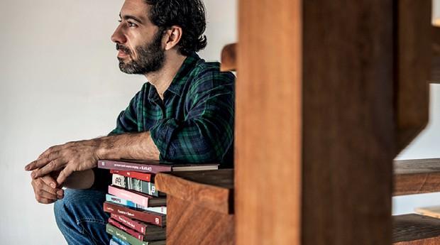 André Viana, da Jerimum Biográfico (Foto: Fabiano Accorsi)