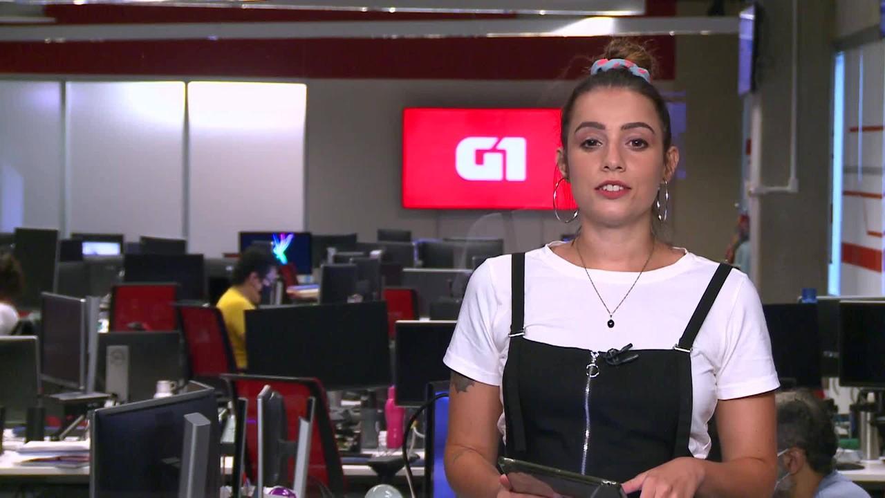 G1 em Minuto: Vacinação de idosos no Rio de Janeiro vai ser retomada na quinta-feira