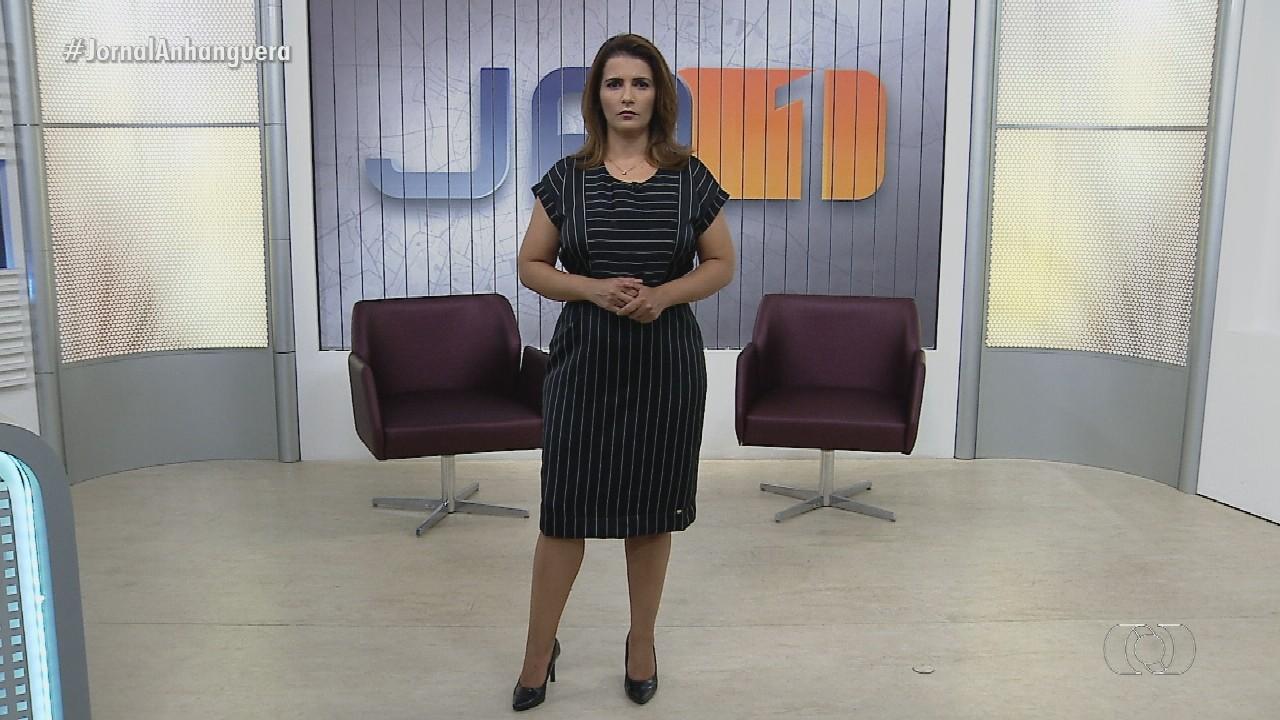 Confira os destaques do Jornal Anhanguera 1ª edição desta quarta-feira (2)