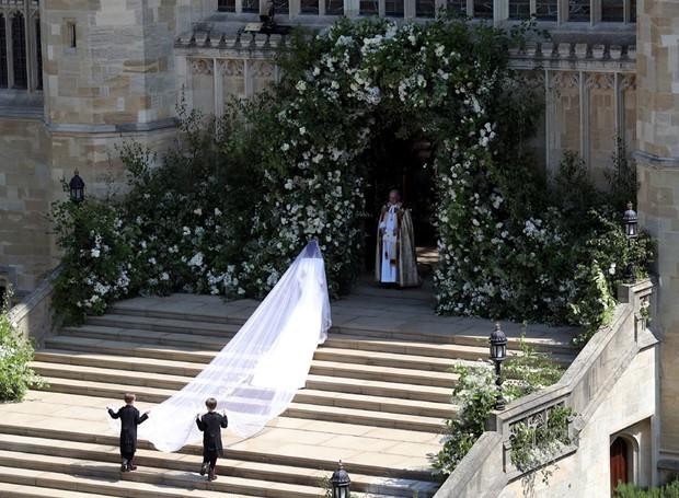 casamento-meghan-harry (Foto: Andrew Matthews)