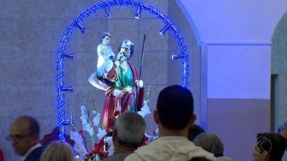 Católicos celebram padroeiro dos viajantes e motoristas em Juiz de Fora - Notícias - Plantão Diário
