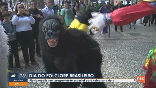 Florianópolis comemora Dia Internacional do Folclore com atrações gratuitas