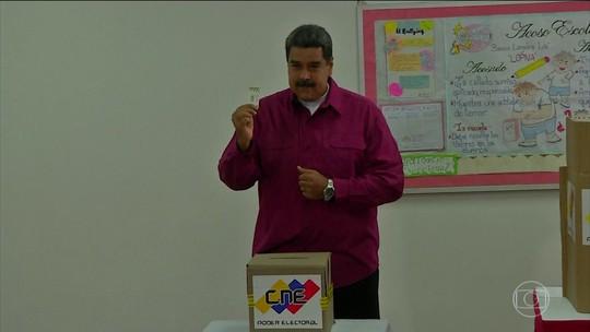 Grupo de Lima condena eleição na Venezuela e diz que países convocarão embaixadores