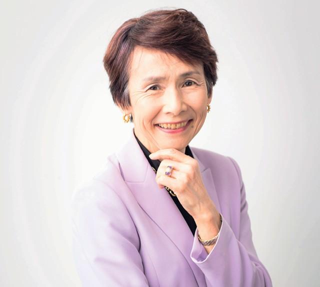 Para Yoko Ishikura, consultora e associada ao Fórum Econômico Mundial, o envelhecimento da população abre novos caminhos para a inovação (Foto: Shin-ichiro Mikuriya / divulgação)
