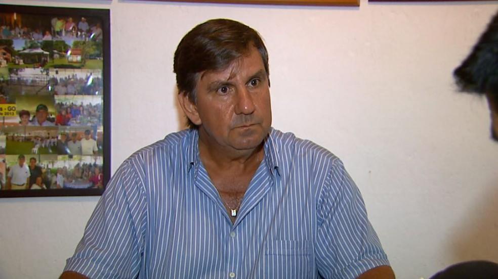 O ex-prefeito de Orlândia (SP), Oswaldo Ribeiro Junqueira Neto — Foto: Arquivo/ Cedoc EPTV