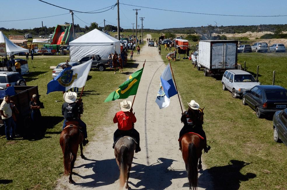 Evento vai ocorrer no polo rural da cidade — Foto: Divulgação/Prefeitura de São Pedro da Aldeia