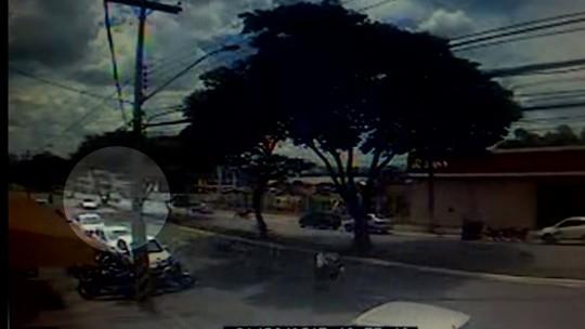 Acidente mata mulher e fere outras três pessoas em Goiânia; veja vídeo