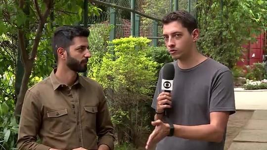 Jucilei se destaca em treino do São Paulo e aguarda chance de voltar a ser relacionado