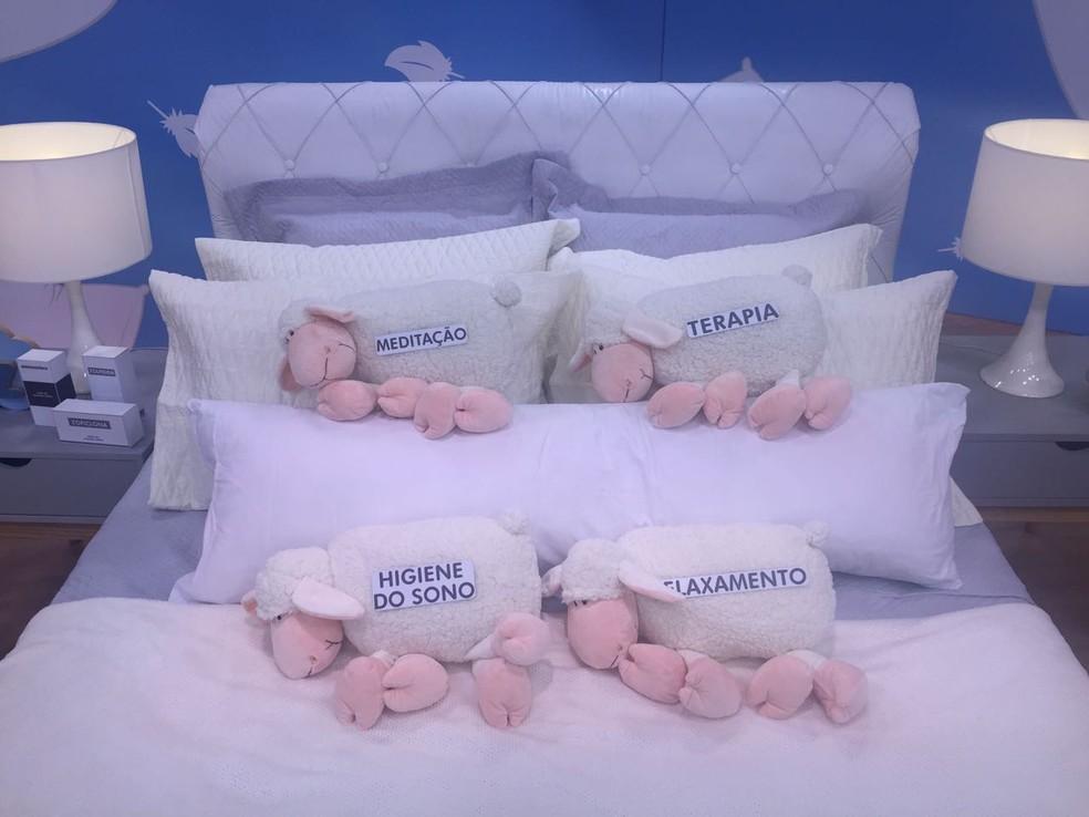 Estratégias para melhorar a qualidade do sono (Foto: Augusto Carlos/TV Globo)