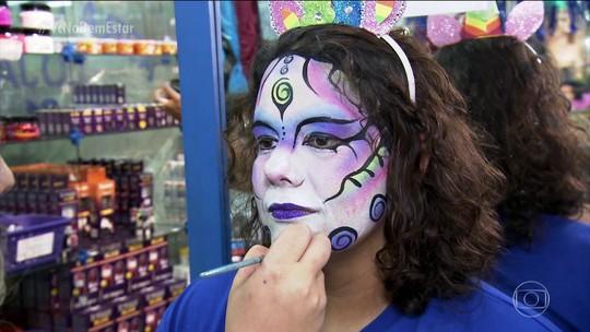 Como evitar problemas na pele e nos olhos no carnaval