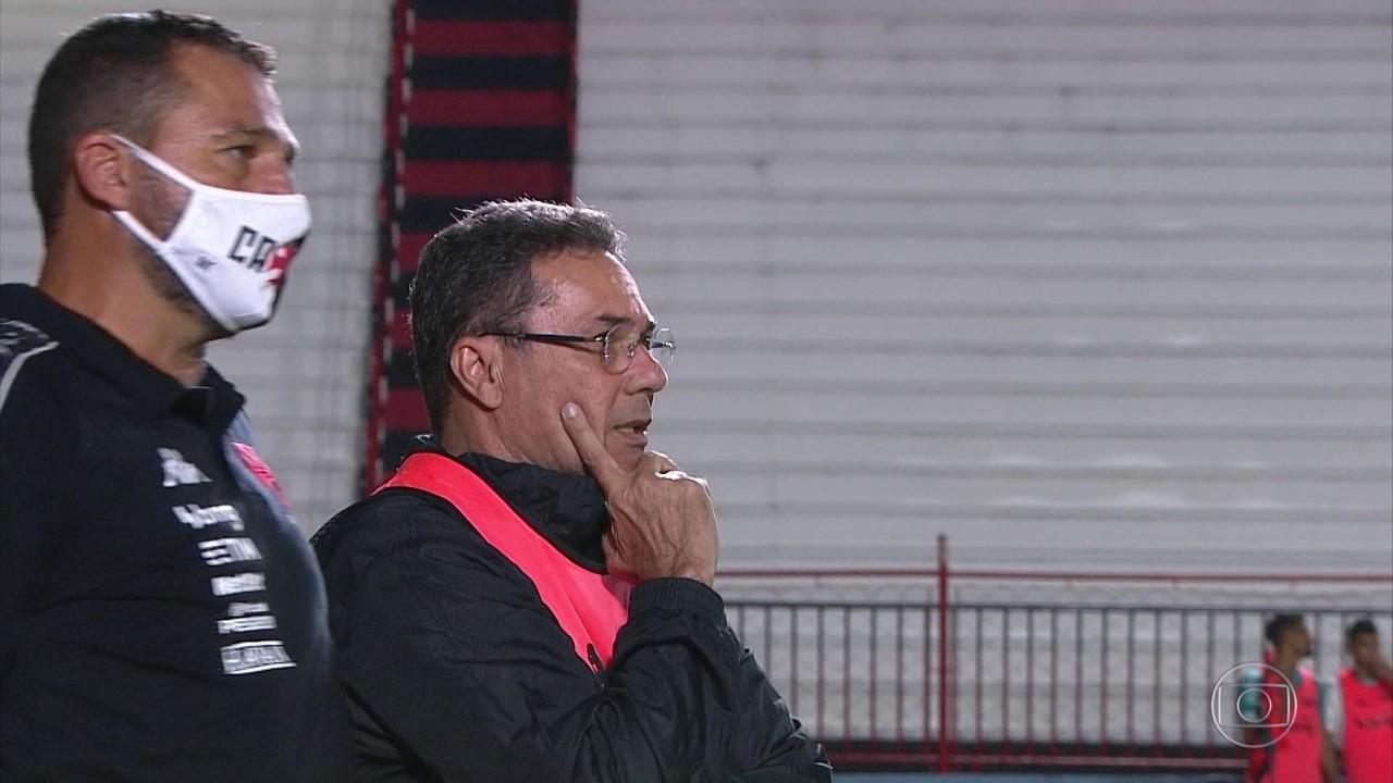 Os preparativos de Vasco, Botafogo e Flamengo para o domingo de Brasileirão