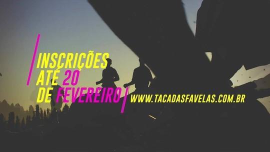 Começaram as inscrições para a Taça das Favelas 2019 em São Paulo