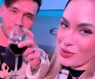 Sarah Andrade e Lucas Viana | Reprodução