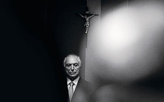 O presidente Michel Temer (Foto: Pedro Ladeira/Folhapress)