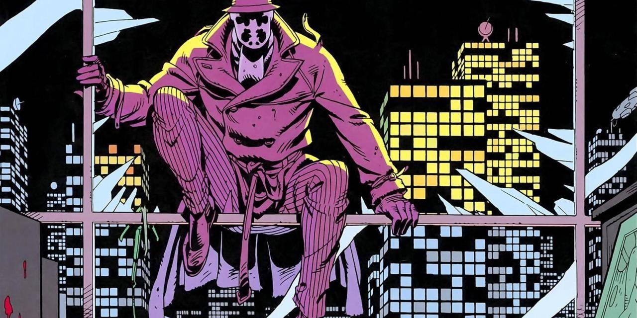Cena do quadrinho da graphic novel Watchmen (Foto: Divulgação)