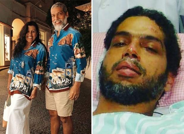 Regina Casé e o marido, Estevão Ciavatta (Foto: Reprodução / Instagram)