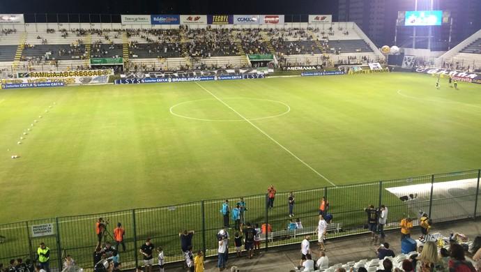 RN - Estádio Frasqueirão TR (Foto: Augusto Gomes/GloboEsporte.com)
