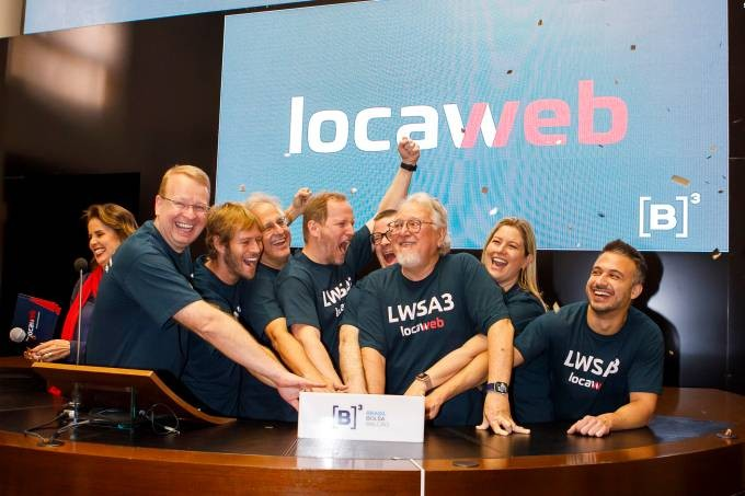 IPO da Locaweb