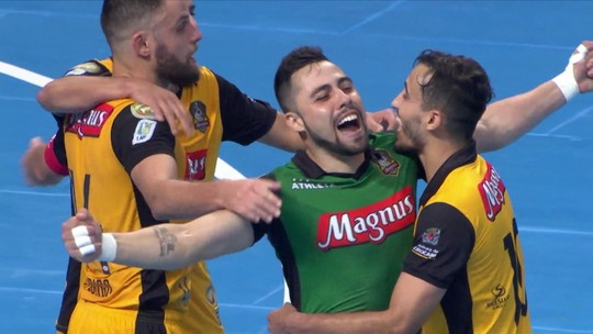 Sorocaba disputa a semifinal do Mundial de Futsal neste sábado