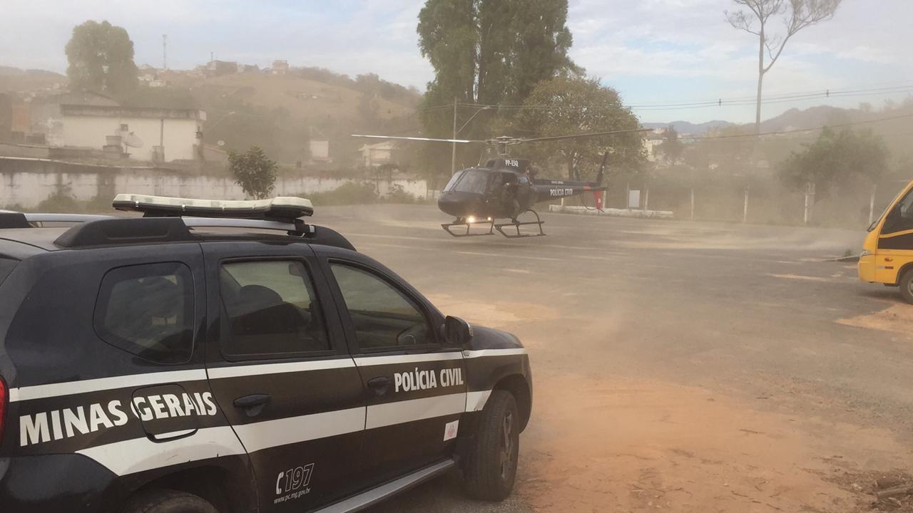 Mais de 20 pessoas são presas durante operação contra crime organizado em Itajubá, MG