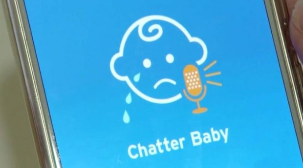 Aplicativo The Chatter Baby (Foto: Divulgação)