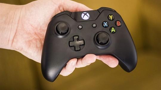 Foto: (Controle do Xbox One está entre os melhores já lançados (Foto: Reprodução/Murilo Molina))