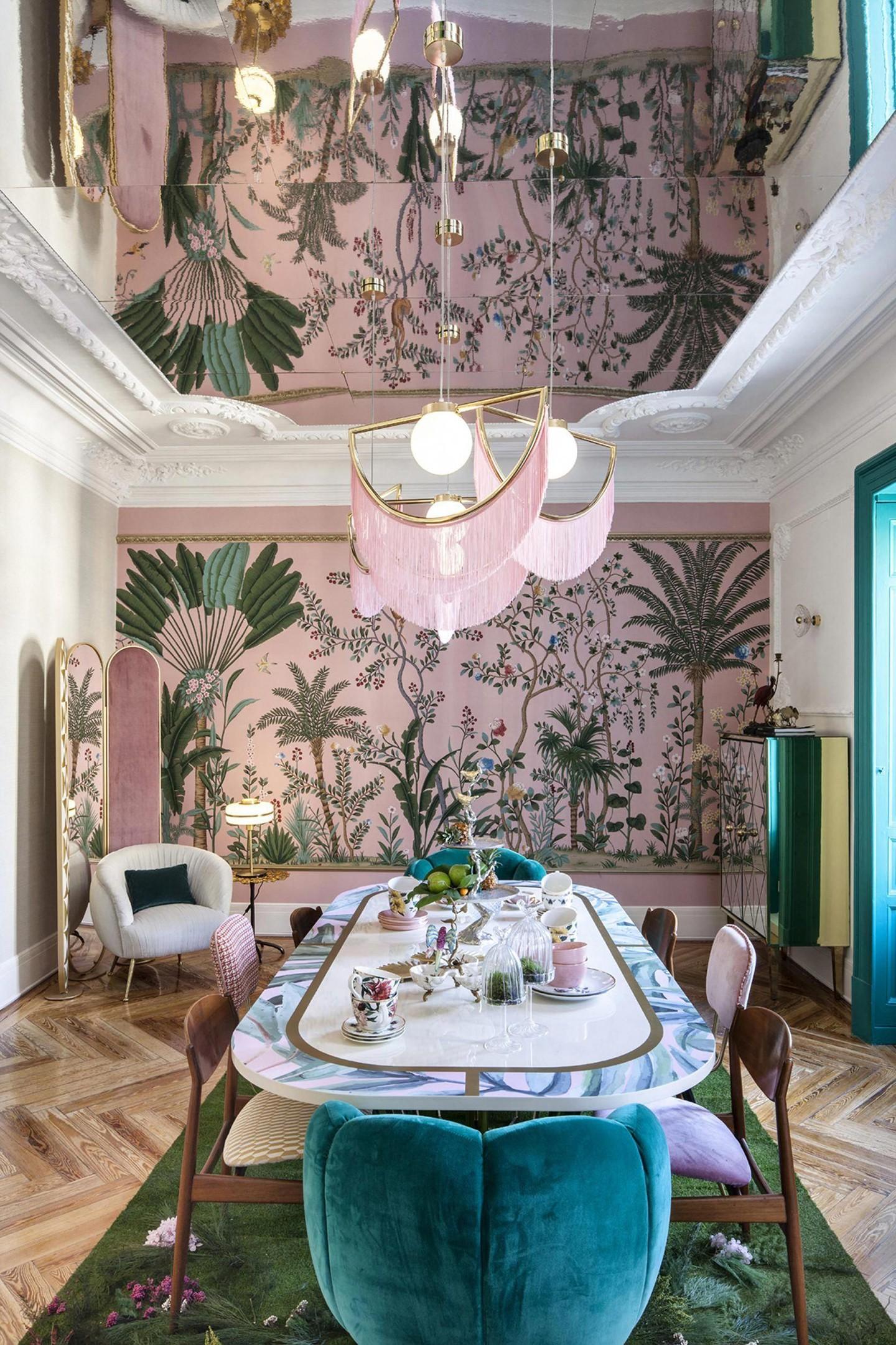 Biombo na decoração: inspire-se com 8 ambientes onde o objeto é protagonista (Foto: Divulgação)