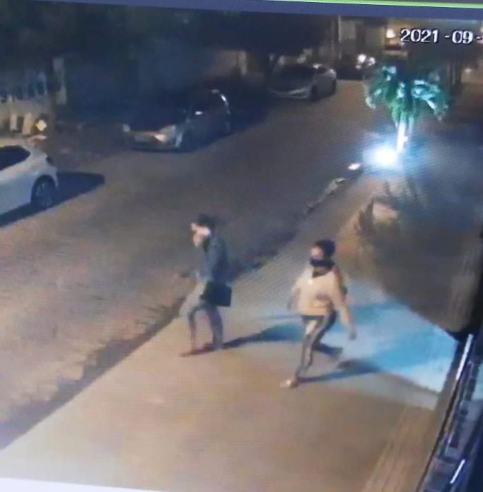 Polícia Civil de Alagoas divulga imagens de suspeitas de aplicar 'Boa noite, Cinderela' em Maceió — Foto: Polícia Civil de Alagoas