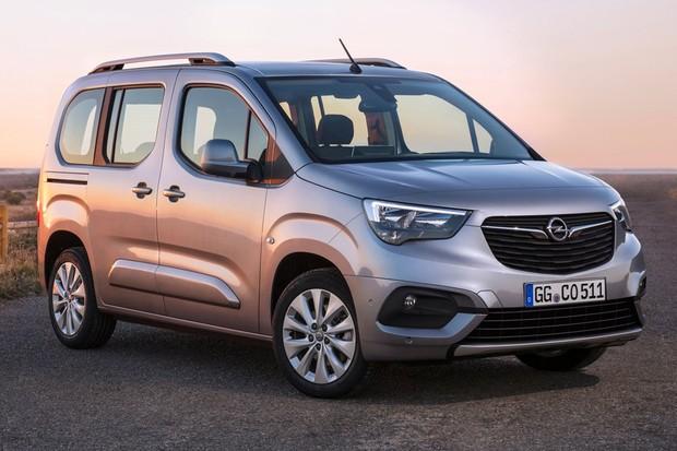 Opel Combo não tem chances de vir para o Brasil (Foto: Divulgação)
