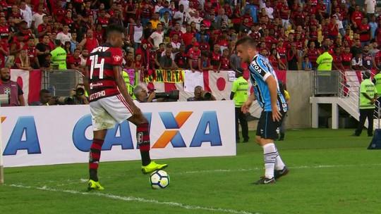 Análise: intenso e inteligente, Flamengo domina o Grêmio e faz por merecer sobrevida por título